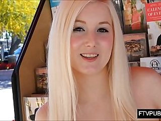 New teenager public action