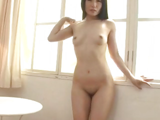 Serious toy porn for young and lustful Tsukushi