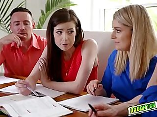 Abby Adams and Grae Stroke are a couple of cute teens who are not too good at math