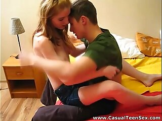 Casual Teen Sex - Total surprise Nadin fuck teen porn blowjobs