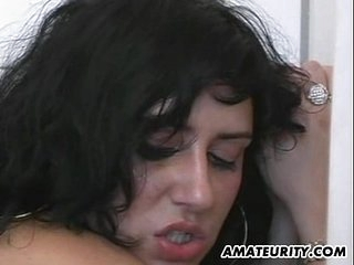 Amateur girlfriend homemade ass to mouth